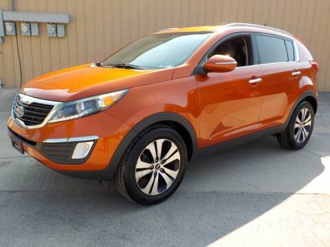 2011 Kia Sportage for sale at Automotive Locator- Auto Sales in Groveport OH