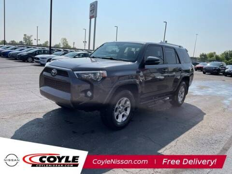 2018 Toyota 4Runner for sale at COYLE GM - COYLE NISSAN - Coyle Nissan in Clarksville IN