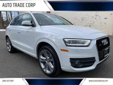 2015 Audi Q3 for sale at AUTO TRADE CORP in Nanuet NY
