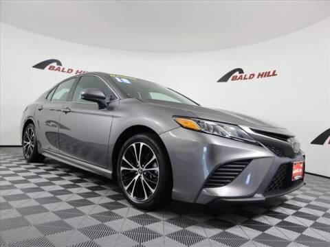 2018 Toyota Camry for sale at Bald Hill Kia in Warwick RI