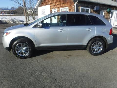 2013 Ford Edge for sale at Trade Zone Auto Sales in Hampton NJ
