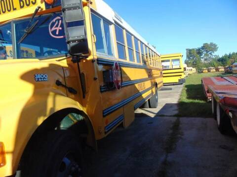 1998 International Thomas for sale at Interstate Bus Sales Inc. - GLOBAL BUS SALES in Alice TX