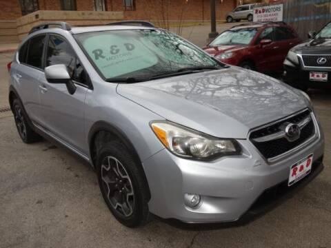 2014 Subaru XV Crosstrek for sale at R & D Motors in Austin TX