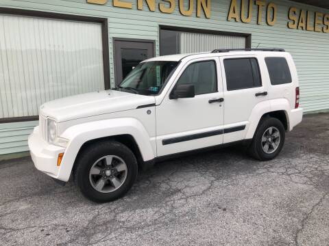 2008 Jeep Liberty for sale at Superior Auto Sales in Duncansville PA