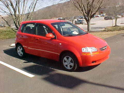 2006 Chevrolet Aveo for sale at North Hills Auto Mall in Pittsburgh PA