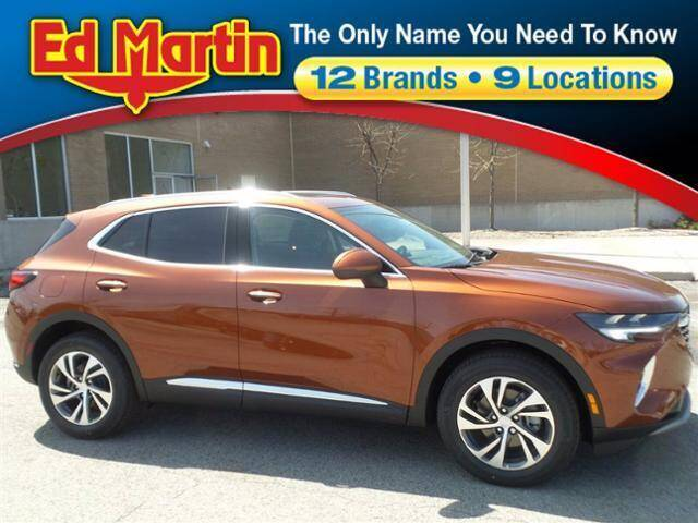 2021 Buick Envision for sale in Carmel, IN