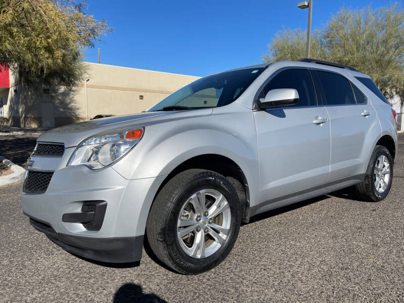 2010 Chevrolet Equinox for sale at Tucson Auto Sales in Tucson AZ