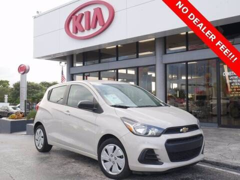 2018 Chevrolet Spark for sale at JumboAutoGroup.com in Hollywood FL