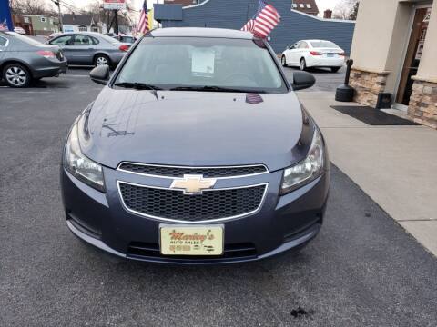 2014 Chevrolet Cruze for sale at Marley's Auto Sales in Pasadena MD