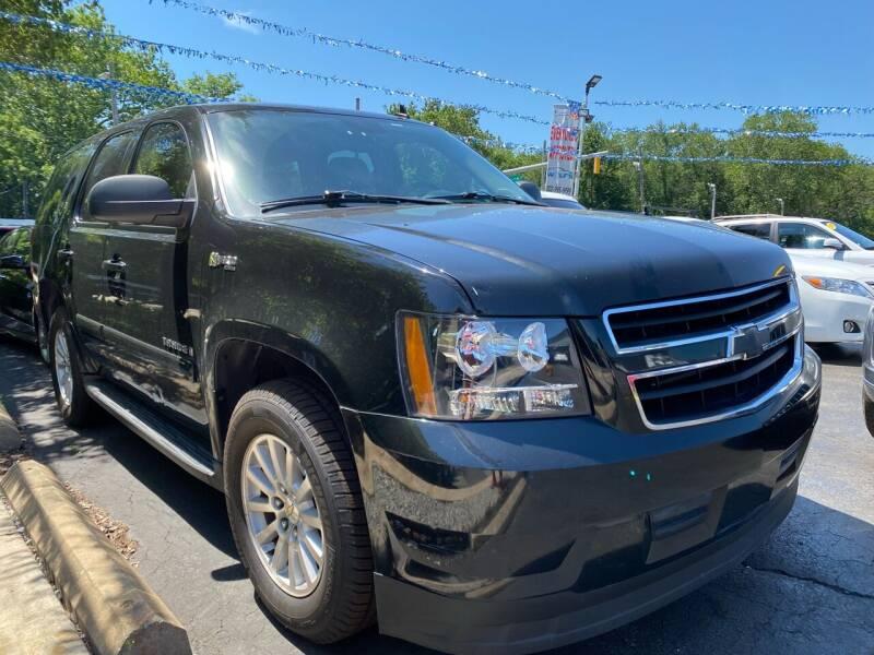2008 Chevrolet Tahoe for sale at WOLF'S ELITE AUTOS in Wilmington DE