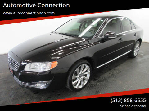 2015 Volvo S80 for sale at Automotive Connection in Fairfield OH