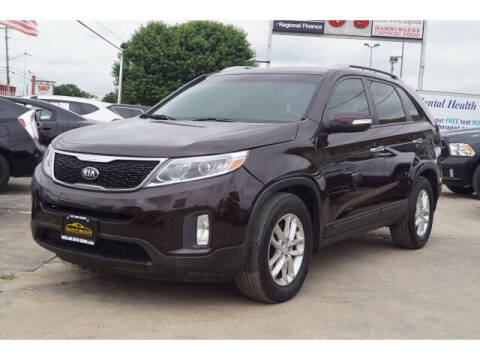 2015 Kia Sorento for sale at Watson Auto Group in Fort Worth TX