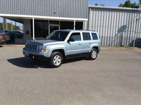 2014 Jeep Patriot for sale at Darryl's Trenton Auto Sales in Trenton TN