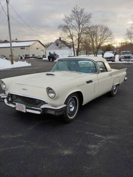 1957 Ford Thunderbird for sale at Wayside Auto Sales in Seekonk MA