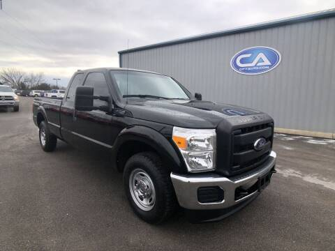 2016 Ford F-250 Super Duty for sale at Spuds City Auto in Murfreesboro TN