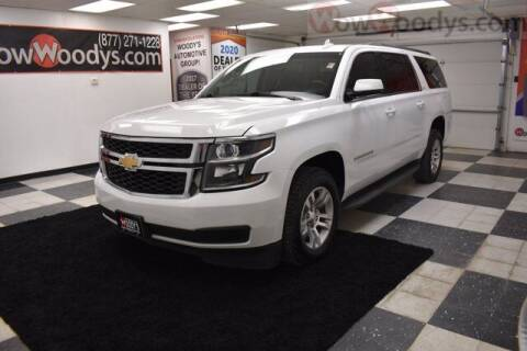 2016 Chevrolet Suburban for sale at WOODY'S AUTOMOTIVE GROUP in Chillicothe MO