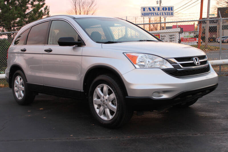 2011 Honda CR-V for sale at Dan Paroby Auto Sales in Scranton PA