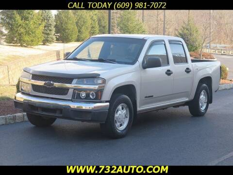 2004 Chevrolet Colorado for sale at Absolute Auto Solutions in Hamilton NJ