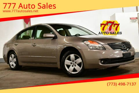 2007 Nissan Altima for sale at 777 Auto Sales in Bedford Park IL