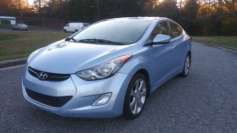 2012 Hyundai Elantra for sale at Final Auto in Alpharetta GA
