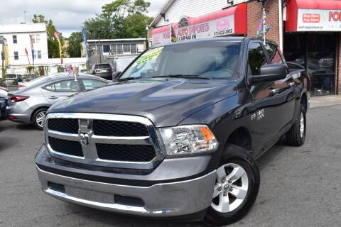 2018 RAM Ram Pickup 1500 for sale at Foreign Auto Imports in Irvington NJ