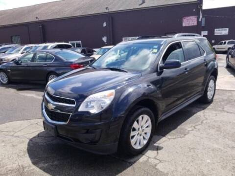2011 Chevrolet Equinox for sale at Cj king of car loans/JJ's Best Auto Sales in Troy MI