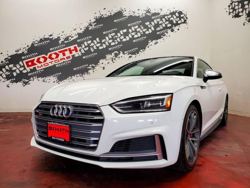 2018 Audi S5 for sale in Longmont, CO