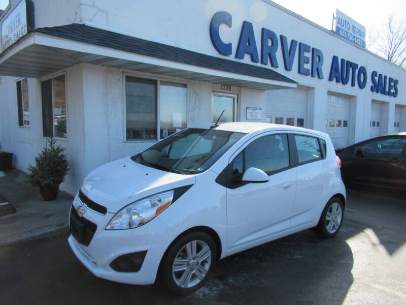 2014 Chevrolet Spark for sale at Carver Auto Sales in Saint Paul MN