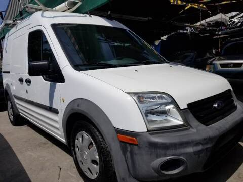 2012 Ford Transit Connect for sale at Ournextcar/Ramirez Auto Sales in Downey CA