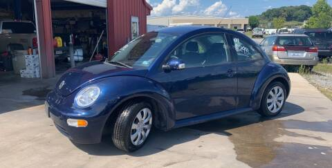 2004 Volkswagen New Beetle for sale at Bailey's Auto Sales in Cloverdale VA