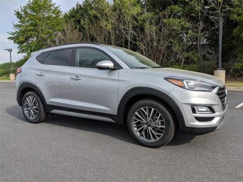 2020 Hyundai Tucson for sale at CU Carfinders in Norcross GA
