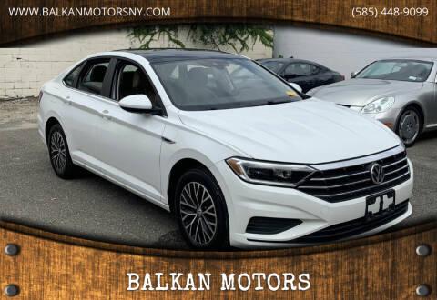 2019 Volkswagen Jetta for sale at BALKAN MOTORS in East Rochester NY