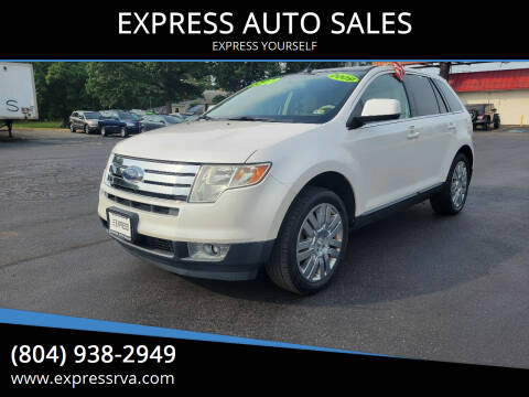 2009 Ford Edge for sale at EXPRESS AUTO SALES in Midlothian VA