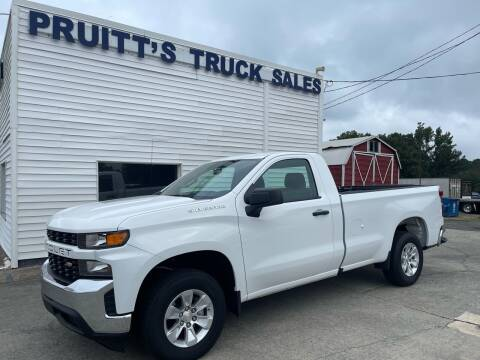 2020 Chevrolet Silverado 1500 for sale at Pruitt's Truck Sales in Marietta GA