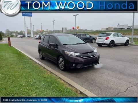 2015 Honda Fit for sale at Tom Wood Honda in Anderson IN