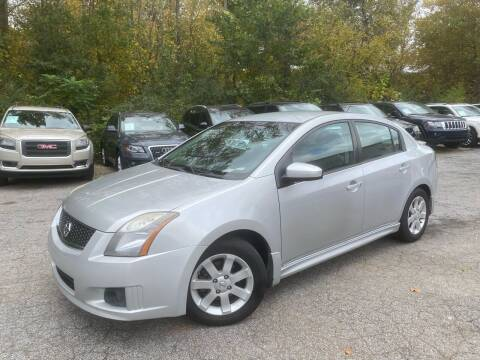 2010 Nissan Sentra for sale at Car Online in Roswell GA
