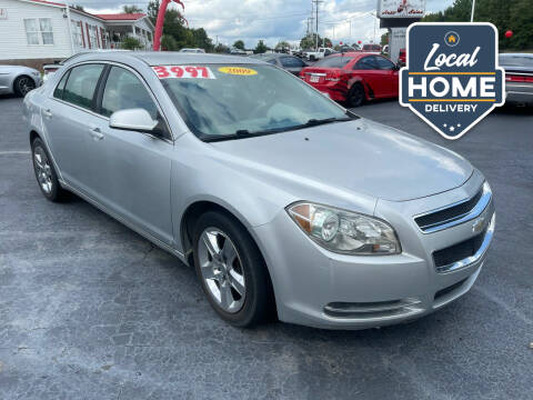 2009 Chevrolet Malibu for sale at Rock 'n Roll Auto Sales in West Columbia SC