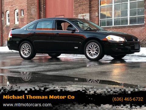 2008 Chevrolet Impala for sale at Michael Thomas Motor Co in Saint Charles MO