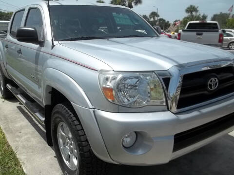 2008 Toyota Tacoma for sale at PJ's Auto World Inc in Clearwater FL
