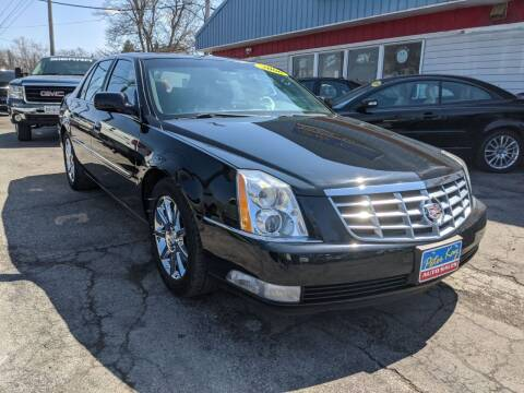 2006 Cadillac DTS for sale at Peter Kay Auto Sales in Alden NY