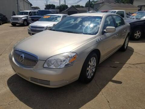 2009 Buick Lucerne for sale at Madison Motor Sales in Madison Heights MI