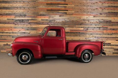 1950 Chevrolet 3100 for sale at AutoSmart in Oswego IL