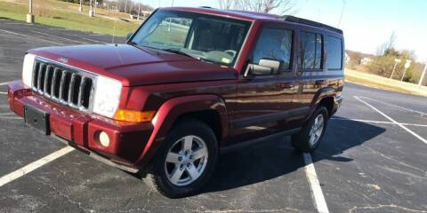 2007 Jeep Commander for sale at Auto Hub in Grandview MO