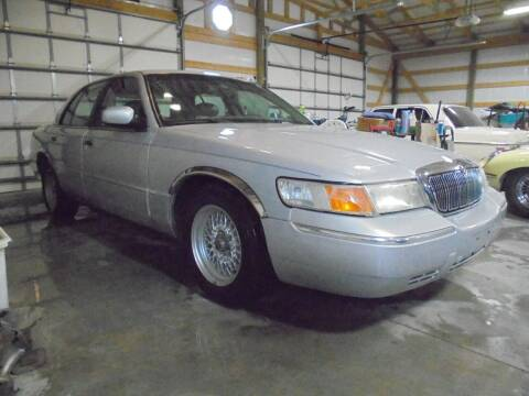 1999 Mercury Grand Marquis for sale at D & P Sales LLC in Wichita KS