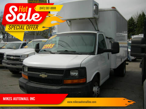 2010 Chevrolet Express Cutaway for sale at MIKES AUTOMALL INC in Ingleside IL