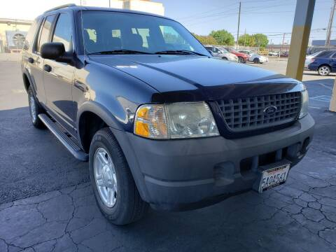 2003 Ford Explorer for sale at Express Auto Sales in Sacramento CA