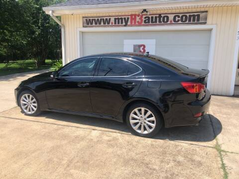 2010 Lexus IS 250 for sale at H3 Auto Group in Huntsville TX