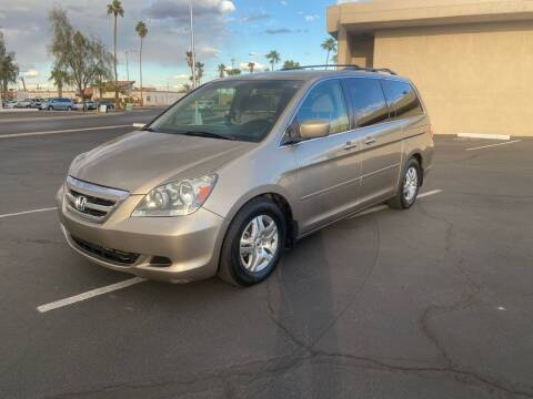 2005 Honda Odyssey for sale at EV Auto Sales LLC in Sun City AZ