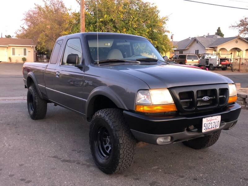 1998 Ford Ranger for sale at Najem Auto Sale in Sacramento CA
