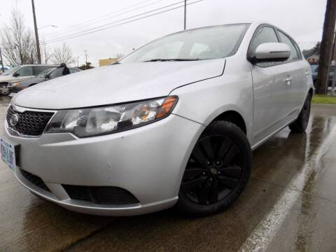 2013 Kia Forte5 for sale at A1 Group Inc in Portland OR